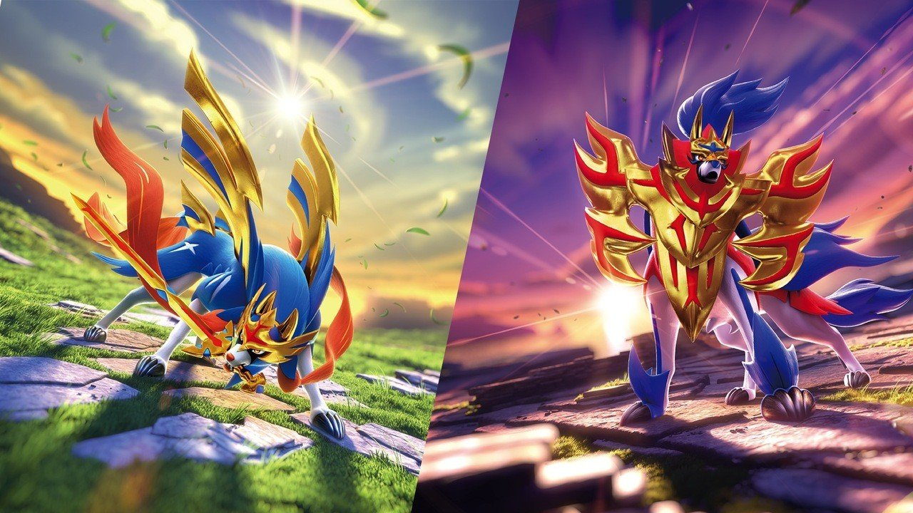 Pokémon TCG Embraces Sword And Shield With New Expansion ...