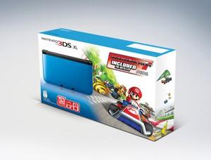 Mario 'ain't blue