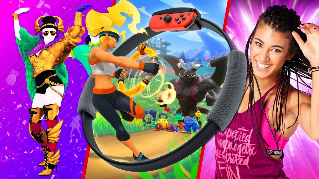 Feature: Best Nintendo Switch Fitness And Exercise Games