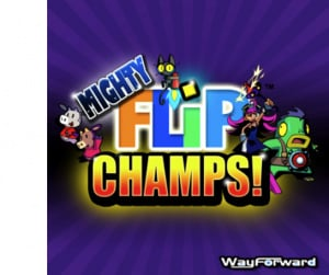 Mighty Flip Champs!