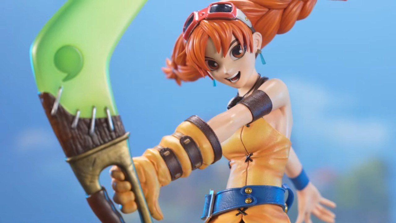 F4F Unveils Its Stunning Skies Of Arcadia Aika Statue, Pre-Orders Are Now Open - Nintendo Life