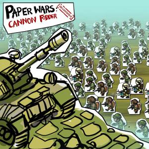 Paper Wars: Cannon Fodder Devastated