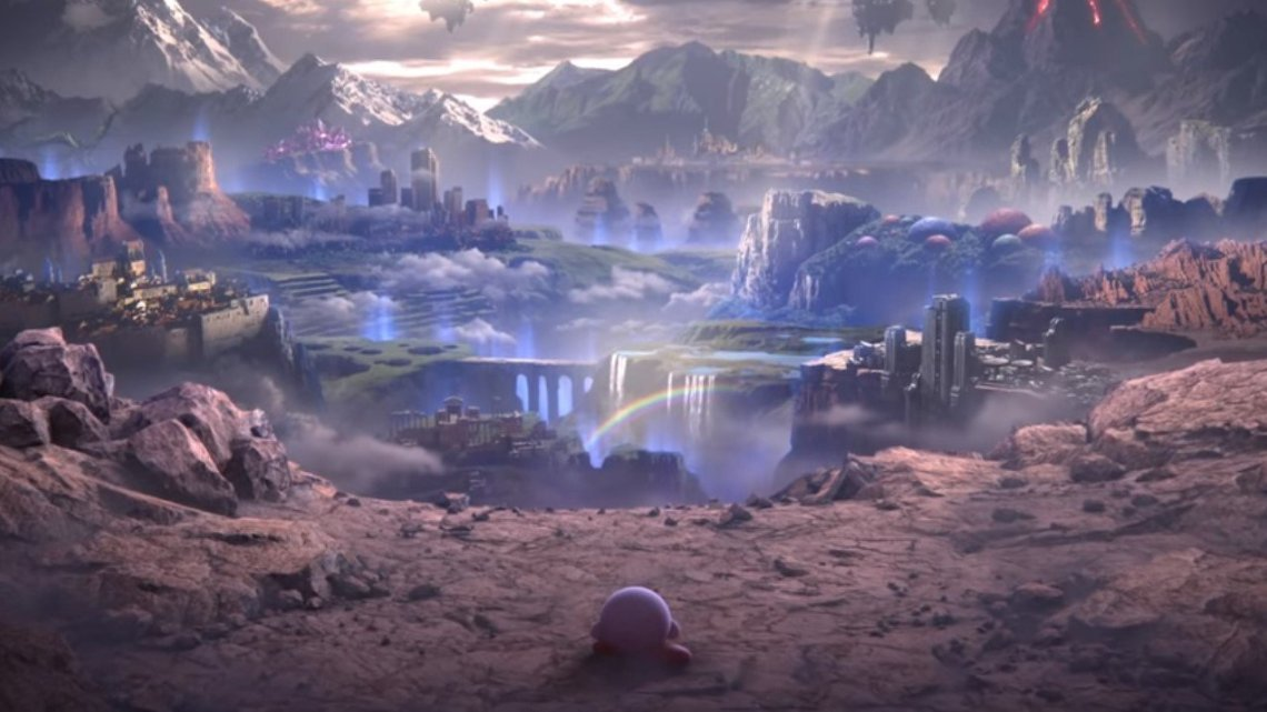 Super Smash Bros. Ultimate's World Of Light Mode Will Not Include Co-Op