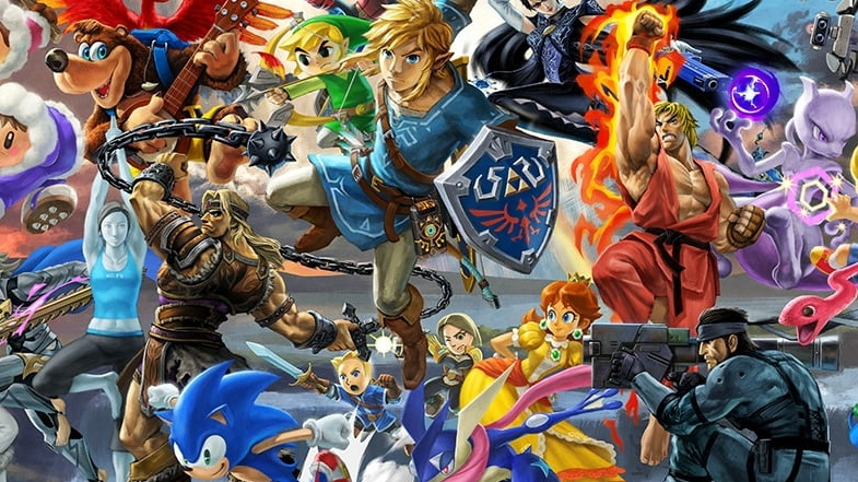 Smash Bros. Ultimate Offering Free Spirit Board Challenge Pack To Switch Online Subscribers