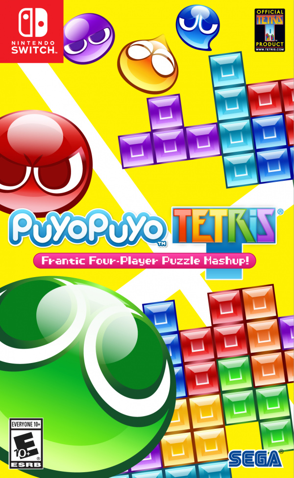 Puyo Puyo Tetris Review (Switch) | Nintendo Life