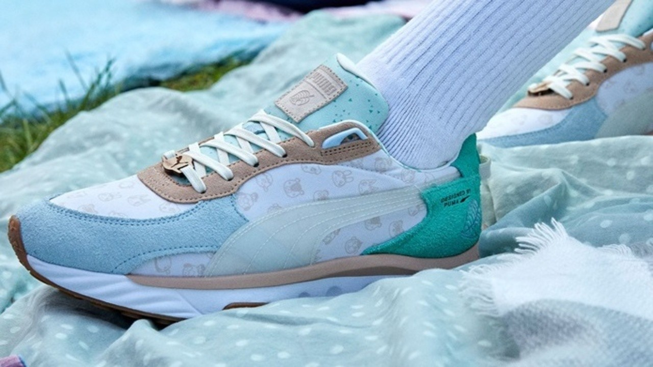 Here's Our First Official Look At Puma's Animal Crossing ...