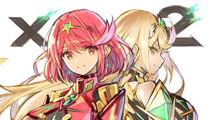 Xenoblade Chronicles 2 Character Designer Celebrates Third Anniversary With Some New Artwork