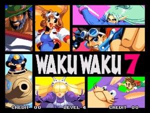 The cast of Waku Waku 7