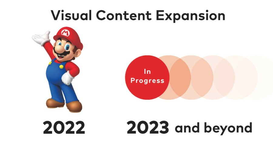 Nintendo Visual Content Expansion 2
