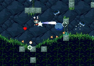 The excellent Cave Story coming soon to WiiWare!