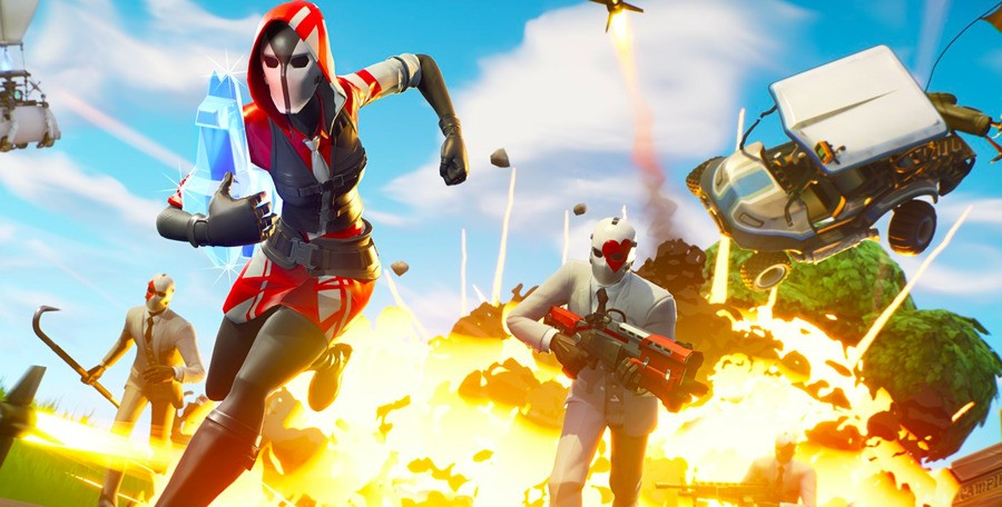 Fortnite saves player data server-side to avoid cheaters ruining the game