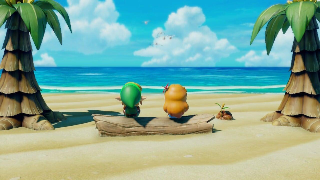 Zelda Link S Awakening Walkthrough Part Five Yarna