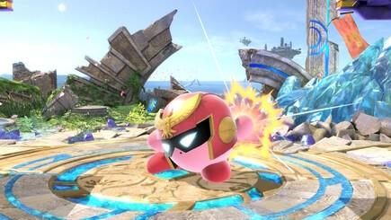 11. Captain Falcon Kirby