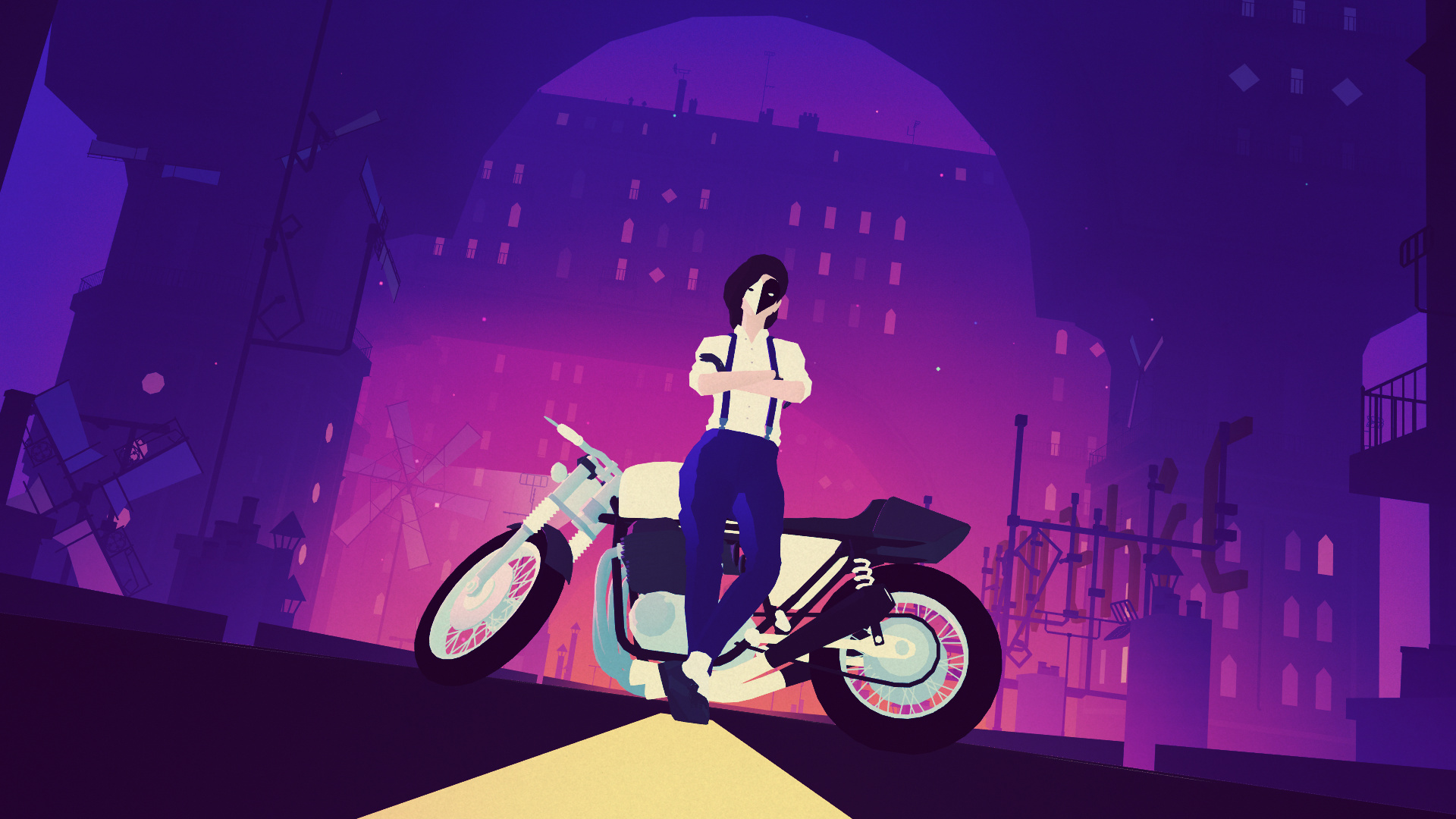 Hands On: Sayonara Wild Hearts Is Pop Perfection In Video