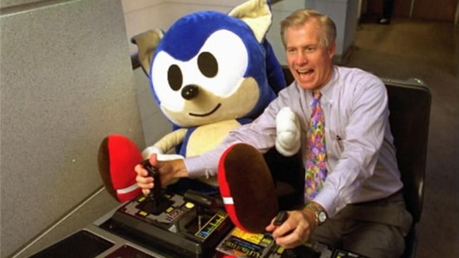 Sega of America CEO Tom Kalinske