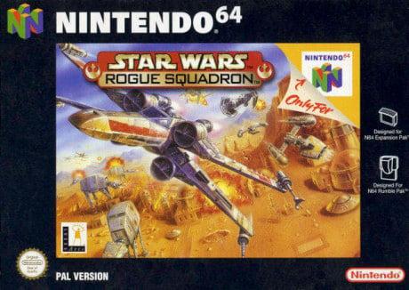 Star Wars Rogue Squadron Review N64 Nintendo Life