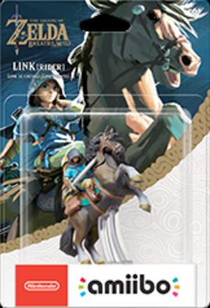 Link Rider amiibo Pack