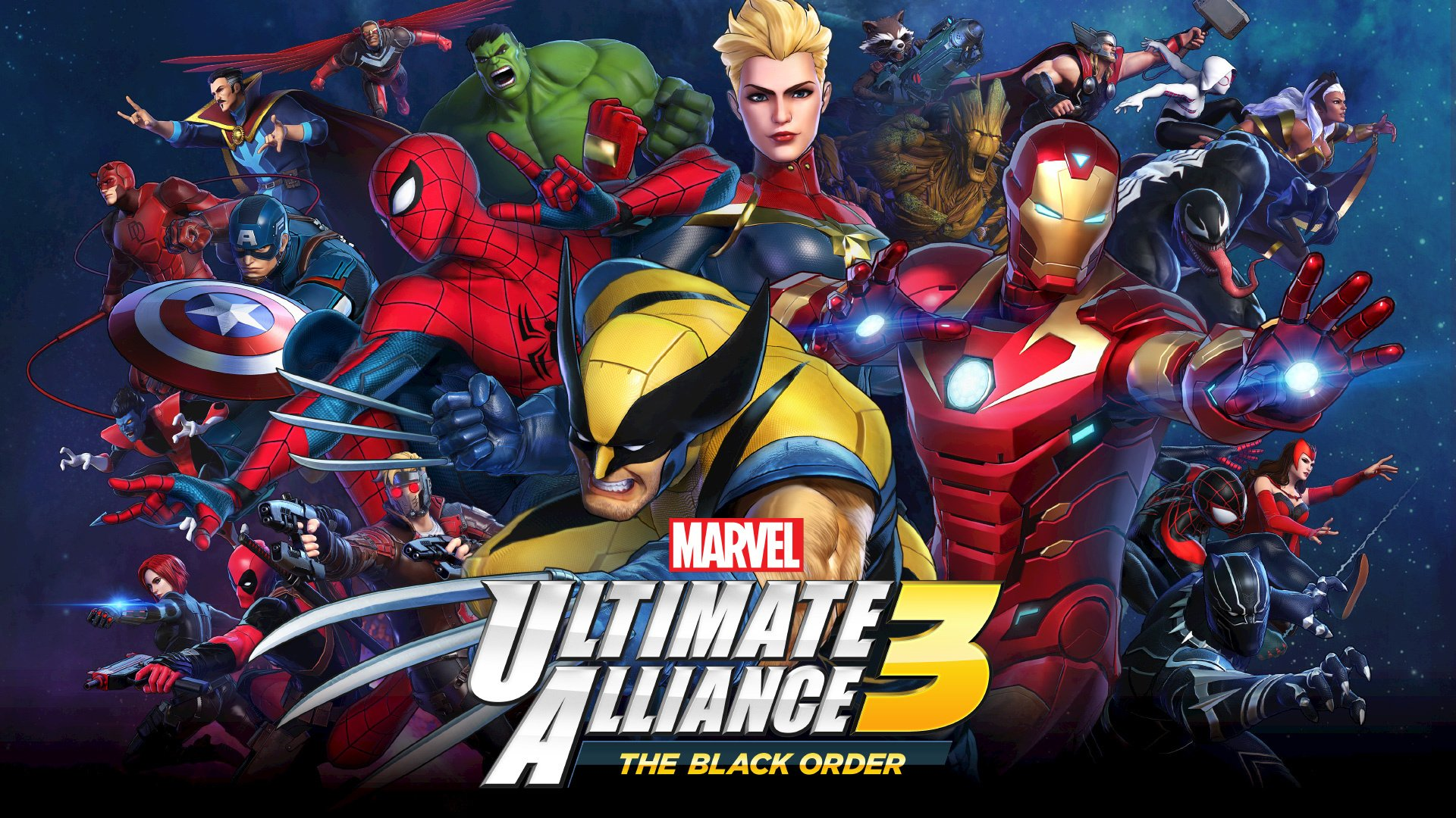 Gallery: Marvel Ultimate Alliance 3 Full Roster Of Playable Characters