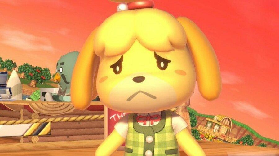 Animal Crossing Sad