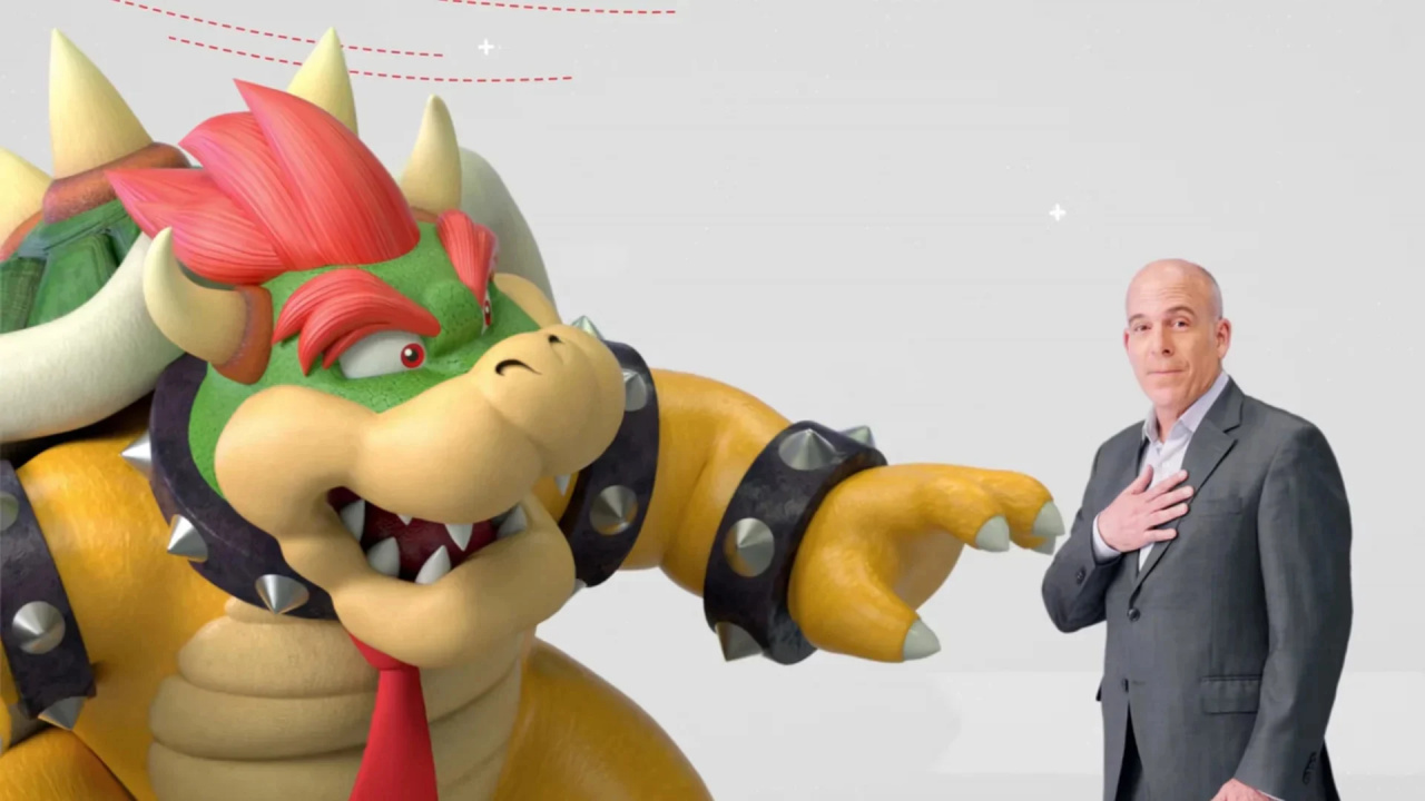 Doug Bowser Excited To Get Games Industry