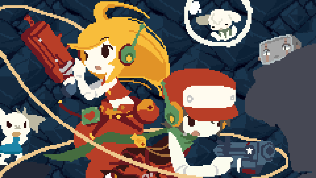 Nicalis Is Trying To Erase Free Versions Of Cave Story From The Internet
