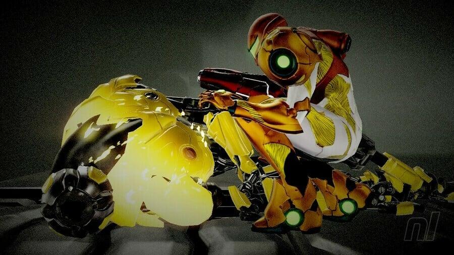 Metroid Dread Speed Boost