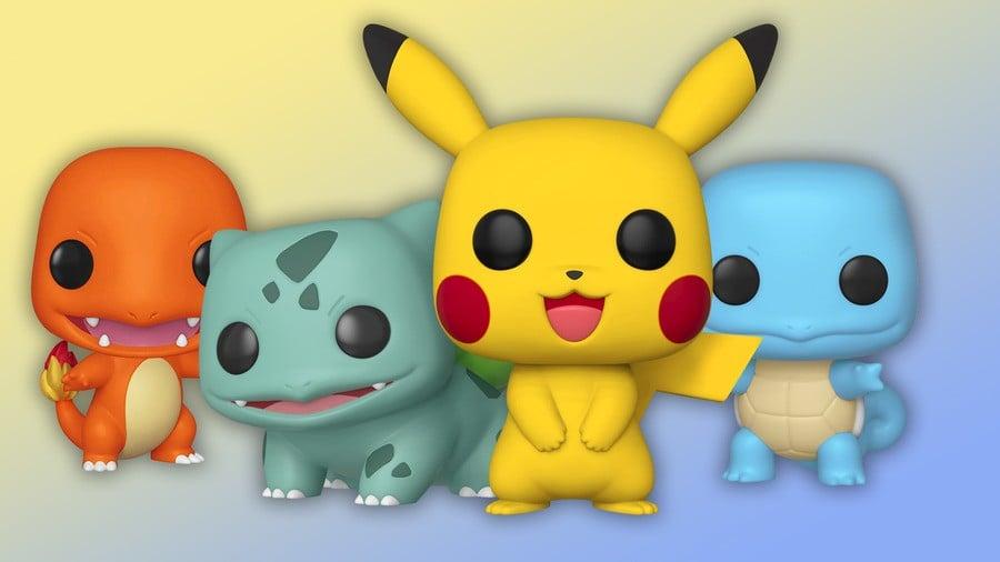Pokémon Funko Pops