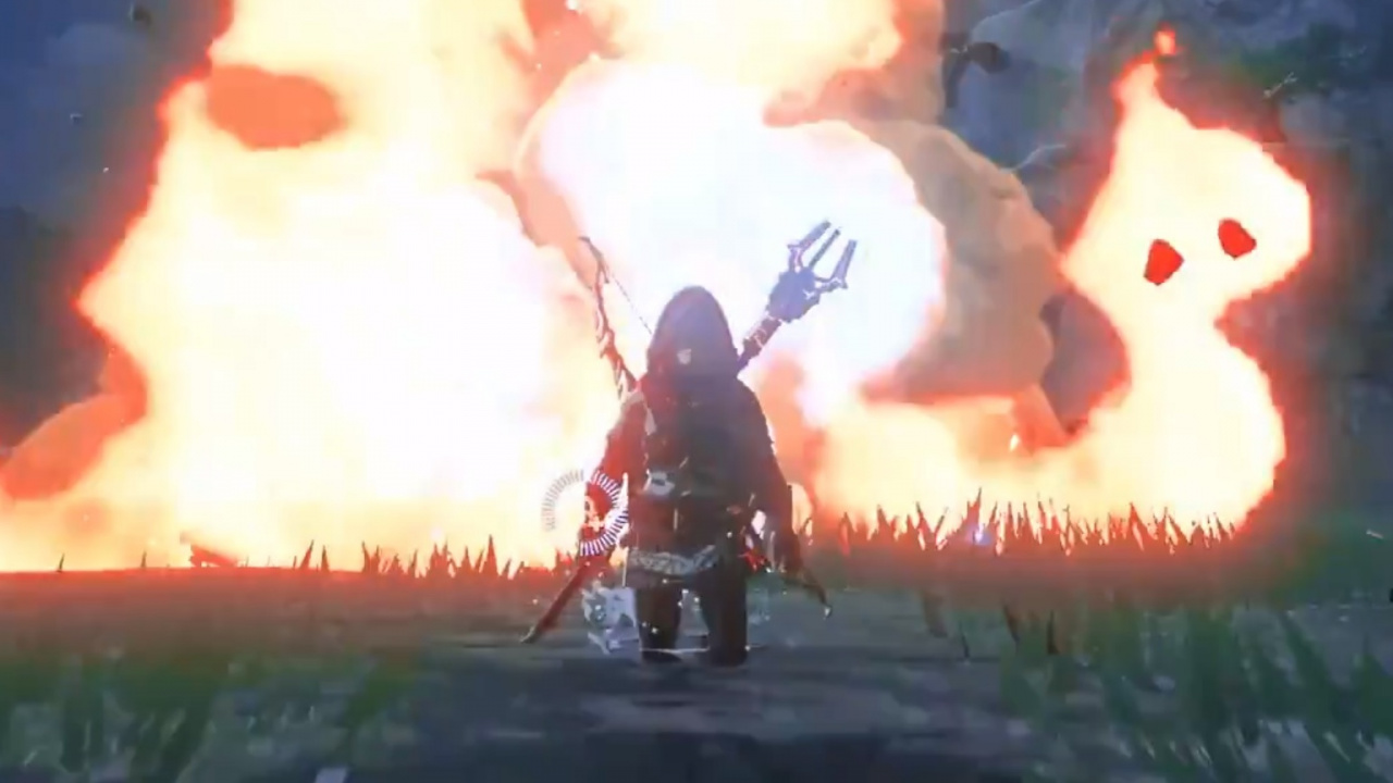 Video: This Might Just Be The Greatest Guardian Kill We've Ever Seen In Zelda: Breath Of The Wild