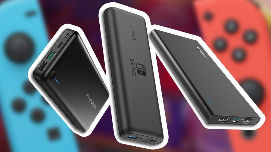 Best Nintendo Switch Portable Chargers