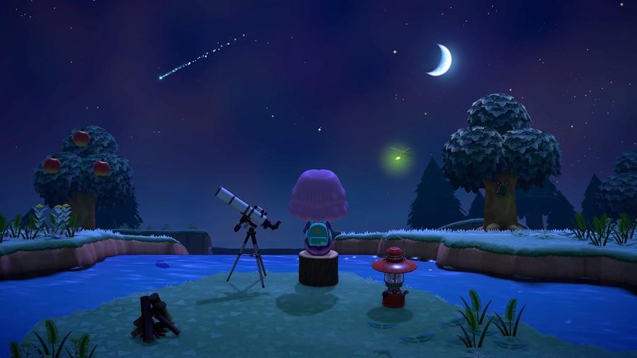 Animal Crossing New Horizons Switch Screenshot