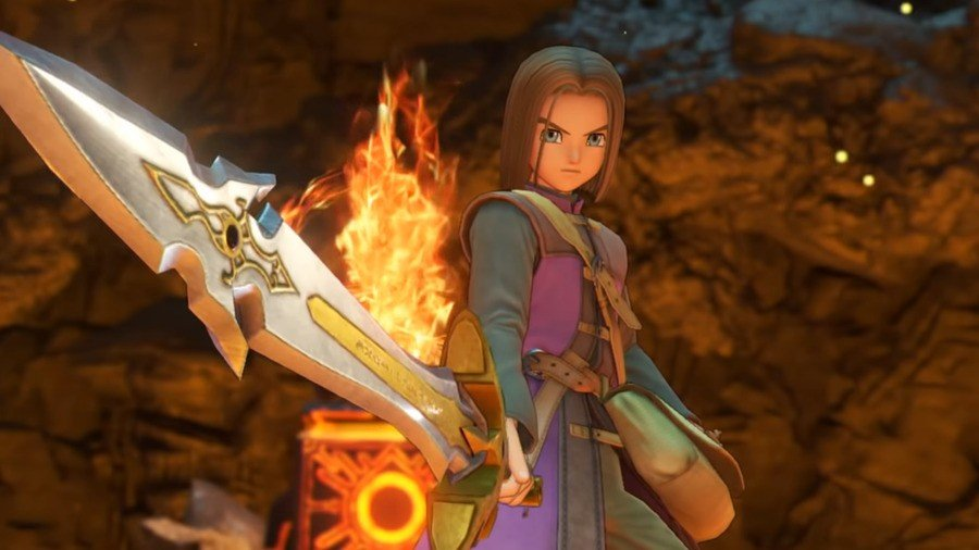 Dragon Quest XI S Echoes Of An Elusive Age Definitive Edition Nintendo Direct 2.13.2019 1 0 Screenshot Cropped