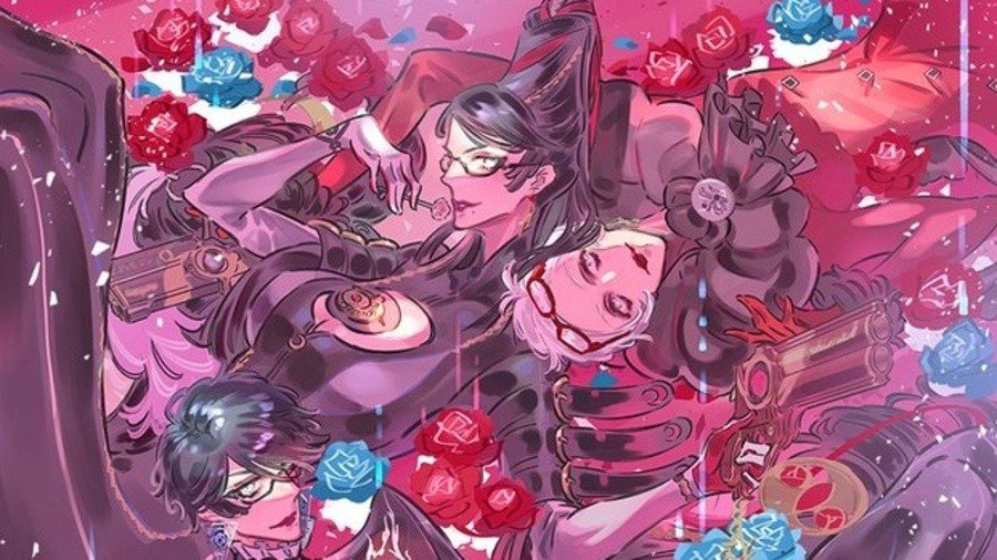 Bayonetta Artwork