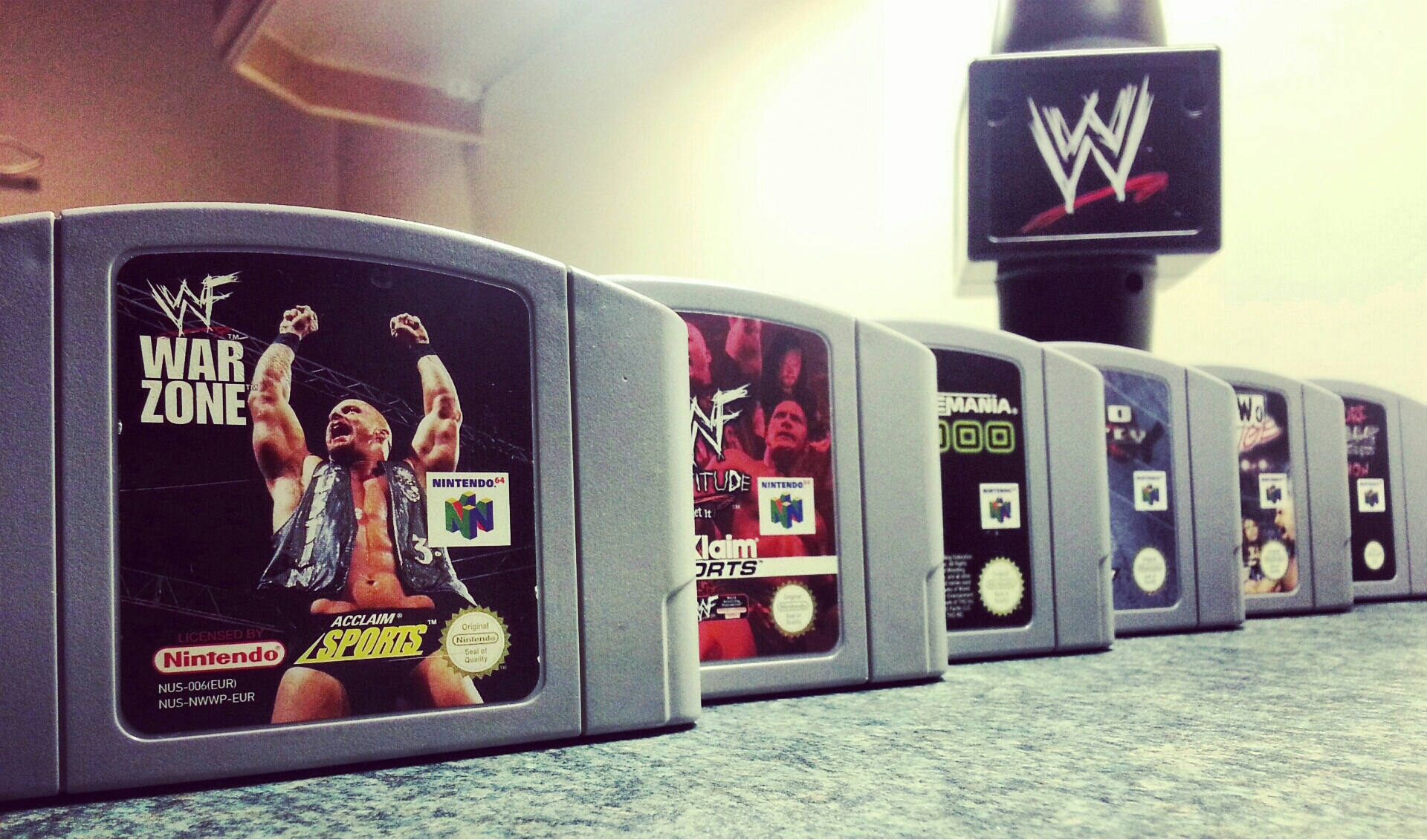 The Best Pro Wrestling Games That the N64 Has to Offer - Feature