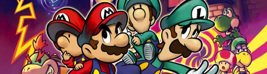 Mario & Luigi: Partners In Time (DS)