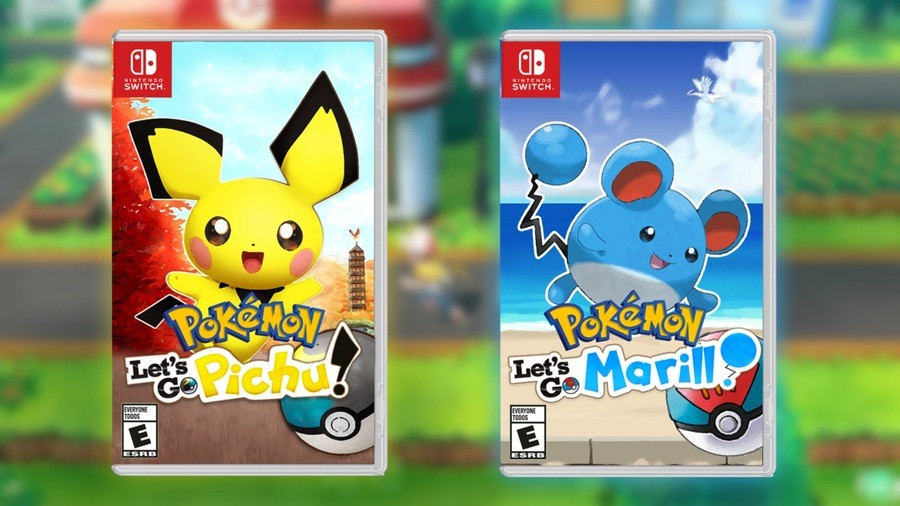 A mock-up of how future Pokémon: Let's Go games could look made by Resetera user, Lady Bow...