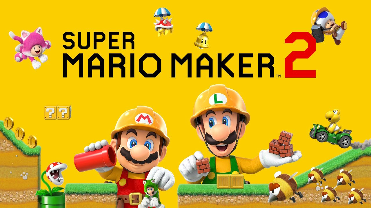 Soapbox: To Me, Mario Maker 2 Is Nintendo's Best, And Most Disappointing, Sequel Ever