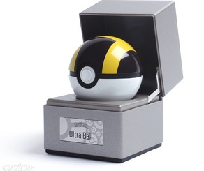 Ultra Ball In Display Case