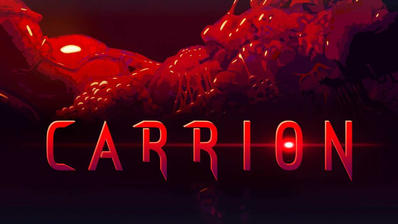 Reverse Horror Game Carrion Slithers Onto Switch This Summer Nintendo Life