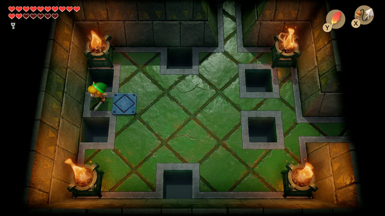 Zelda Link S Awakening Walkthrough Secret Seashell Map