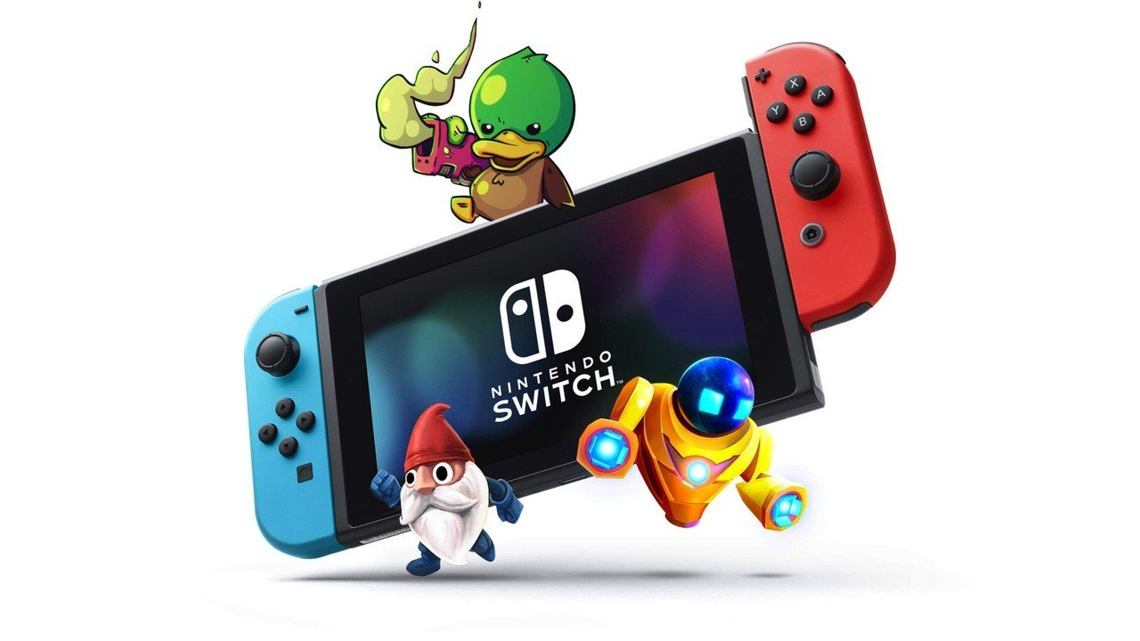 QubicGames Is Giving Away 10 Free Nintendo Switch Games To Everyone, Including You