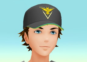 Team Instinct Cap