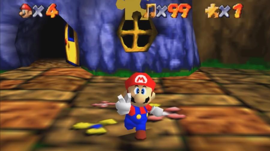 Mario Banjo Mod