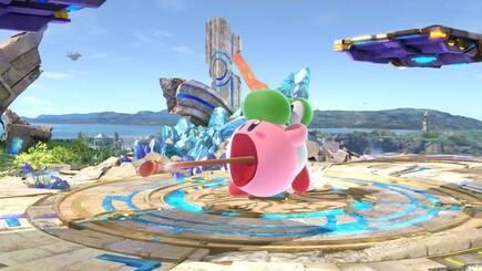 5. Yoshi Kirby