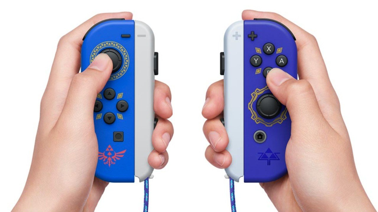 Where To Pre-Order The Limited Edition Zelda: Skyward Sword Joy-Cons - Nintendo Life
