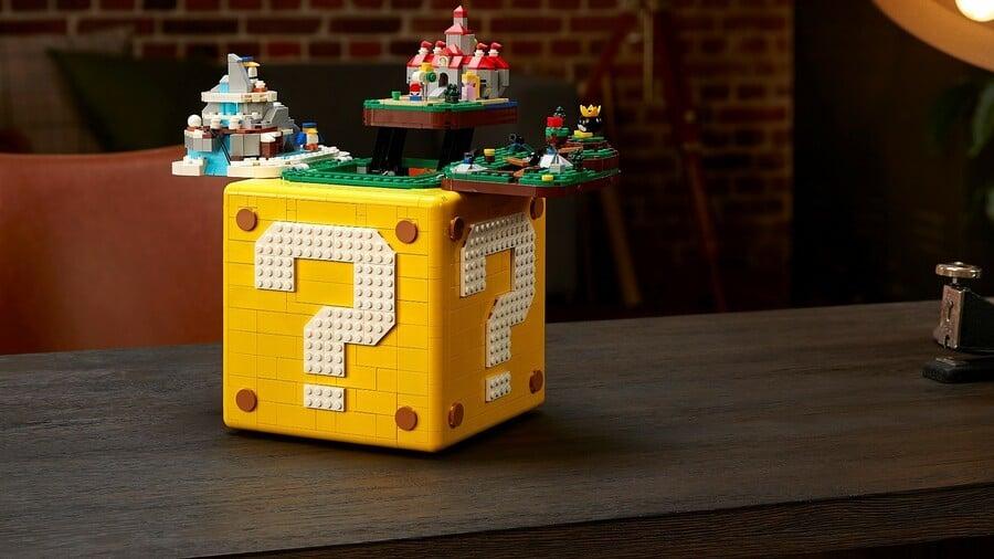 Question Block LEGO