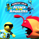 Surfin' Sam - Attack of the Aqualites