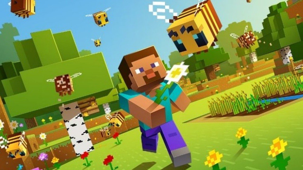 Mojang S Buzzy Bees Update Is Now Live In Minecraft