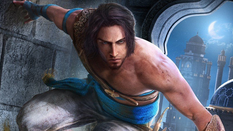 Prince Of Persia The Sands Of Time Remake Switch