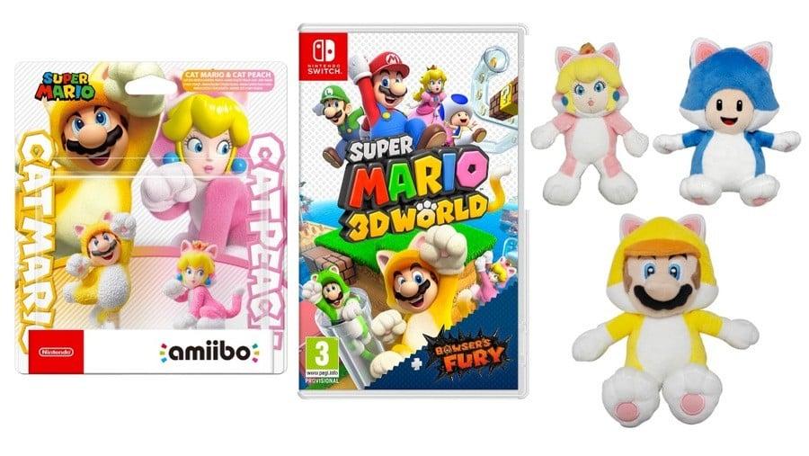 Mario 3D World Nintendo UK Store