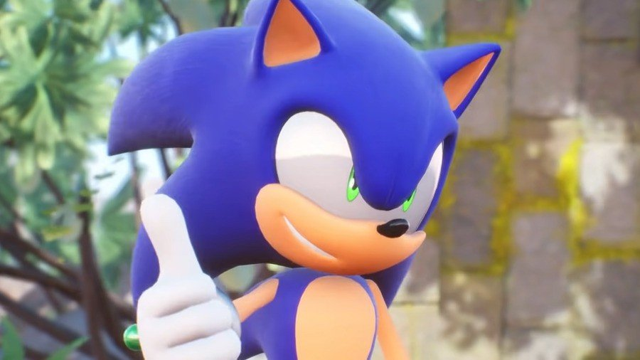 The fan-made project Sonic Omens.